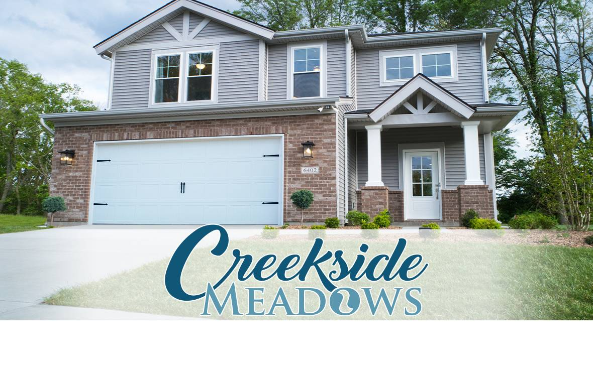 Jagoe Homes - Evansville - Creekside Meadows