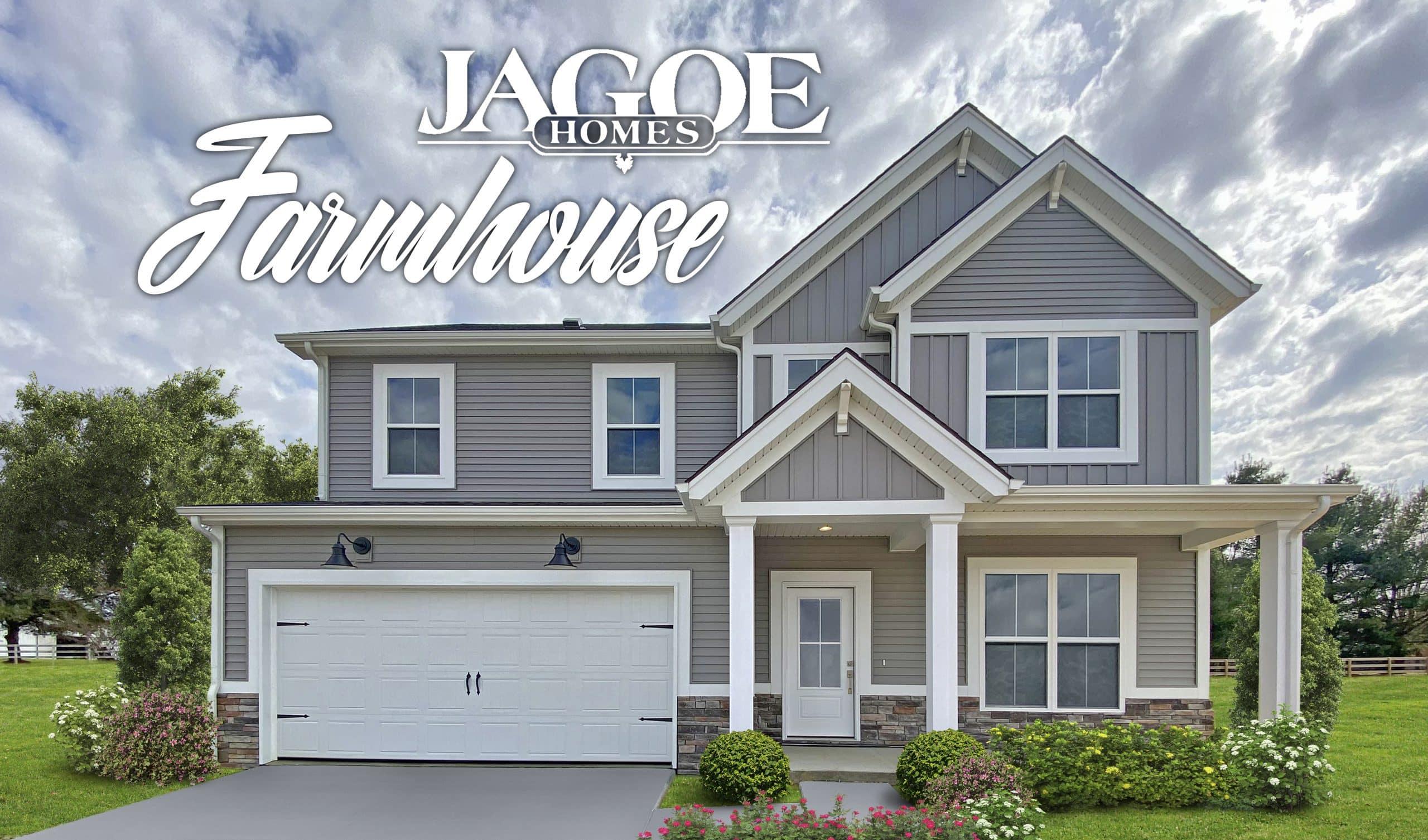 Jagoe Homes Farmhouse Style