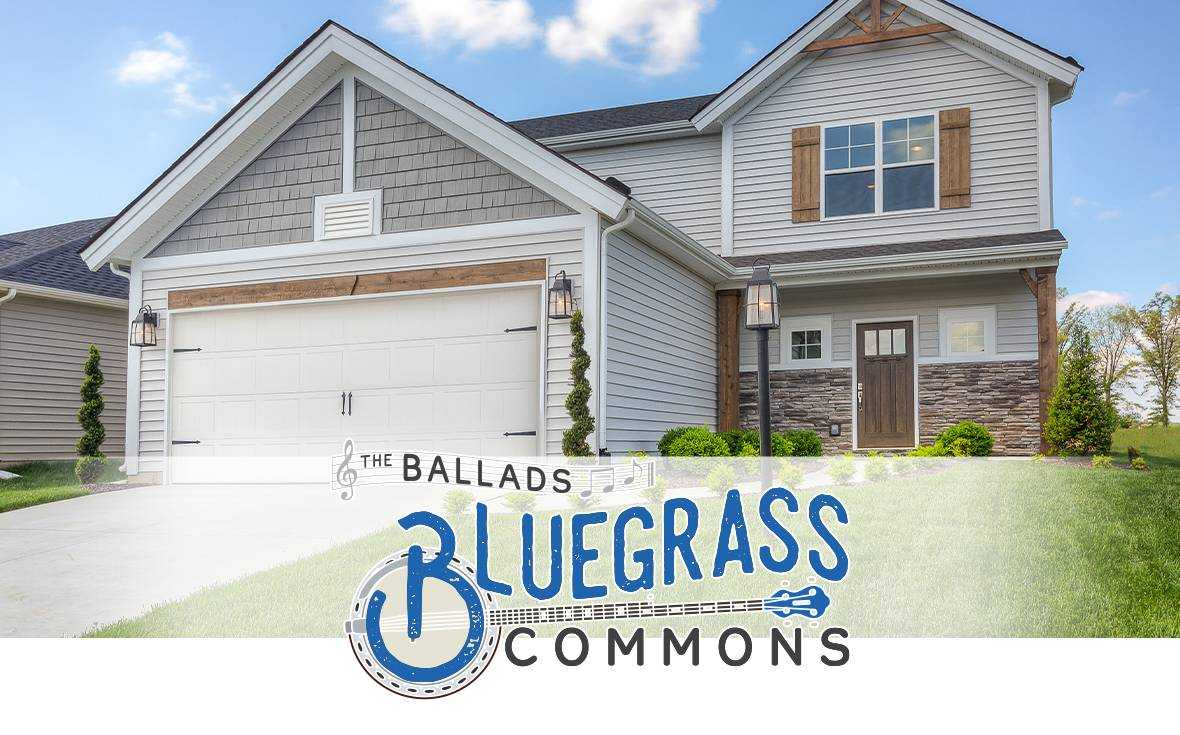 Jagoe Homes - The Ballads - Bluegrass Commons