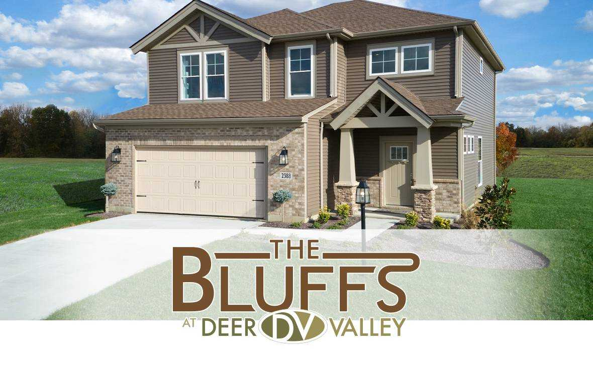 Jagoe Homes - Owensboro - The Bluffs - Deer Valley