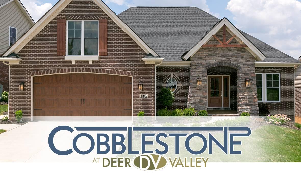 Jagoe Homes - Owensboro - Cobblestone at Deer Valley