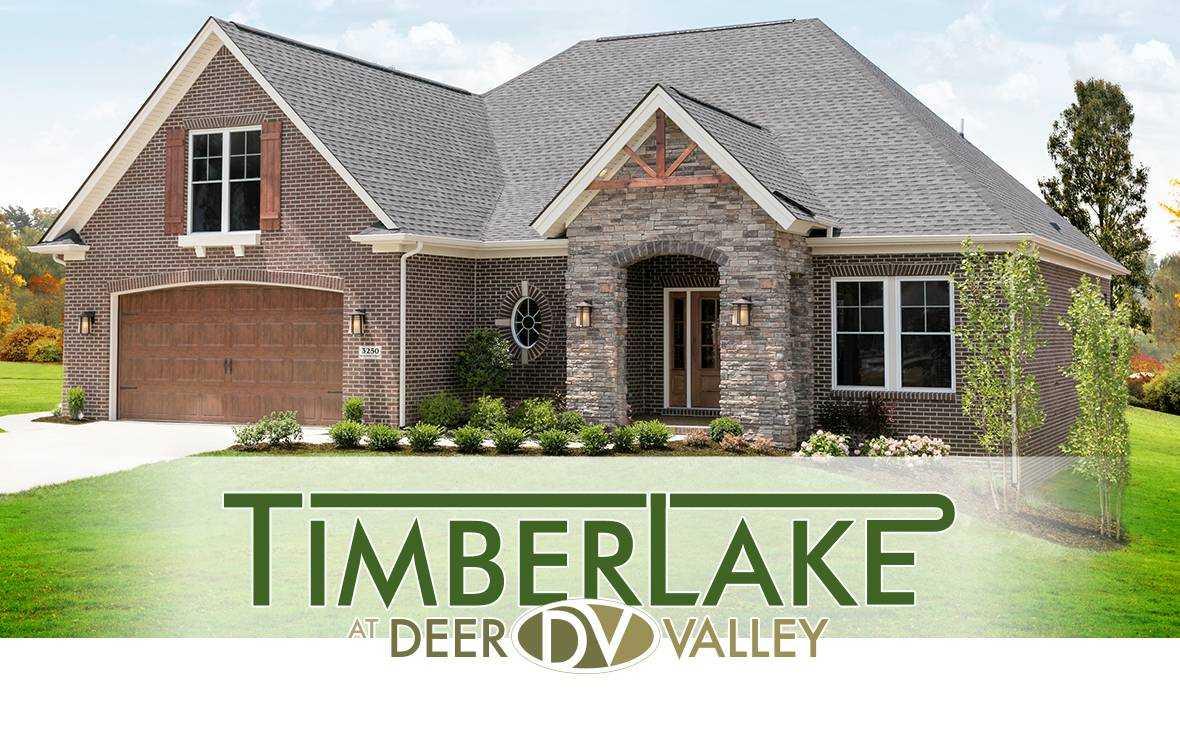 Jagoe Homes - Owensboro - Timberlake at Deer Valley