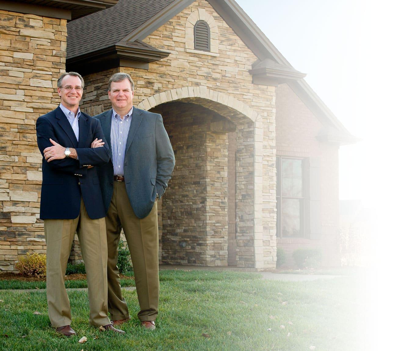 Jagoe Homes Owners: Bill Jagoe & Scott Jagoe; build new home; new home construction