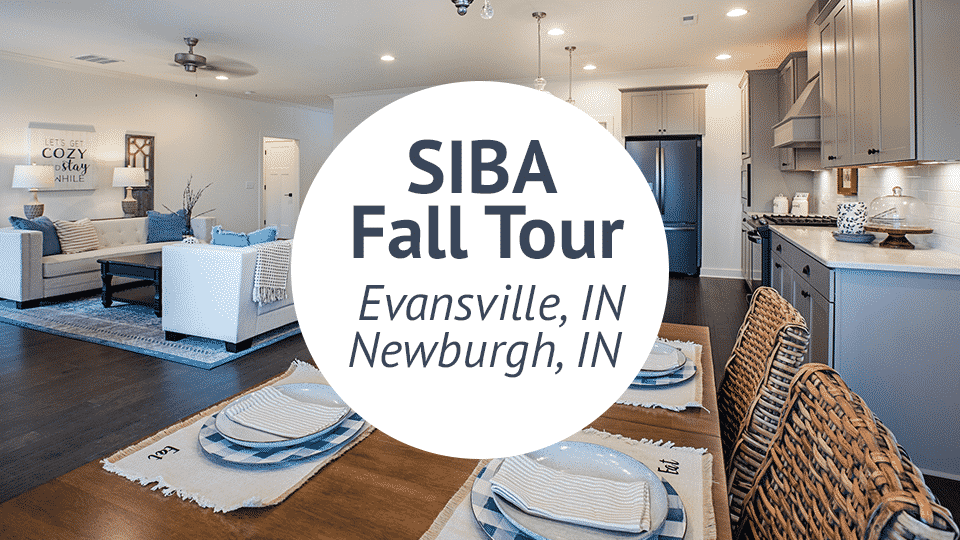 SIBA Fall Tour - Evansville, IN and Newburgh, IN