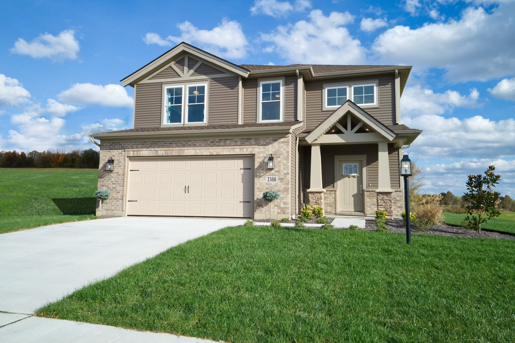Fall Tour of Homes - The Legends at Bluegrass Commons | Cumberland Craftsman | 2388 Monroe Avenue, 42301