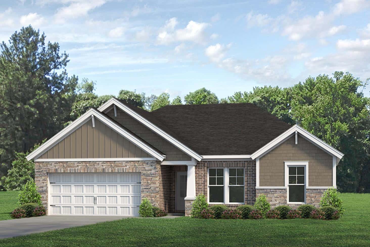 Fall Tour of Homes - #14 Chadwick at Berkshire | 4985 White Chapel Drive, 47630