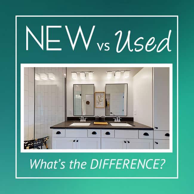 New vs Used FB 1