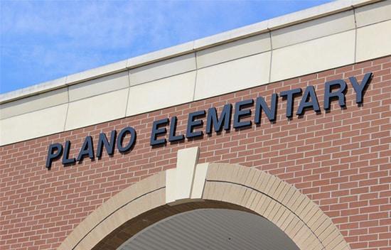 plano elementary