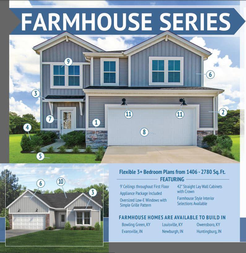 Farmhouse Series
