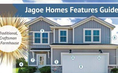 jagoe homes features guide