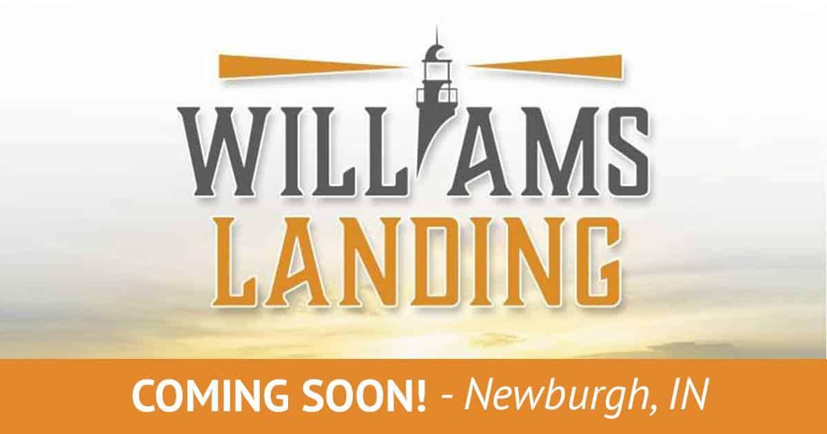 williams landing newburgh indiana
