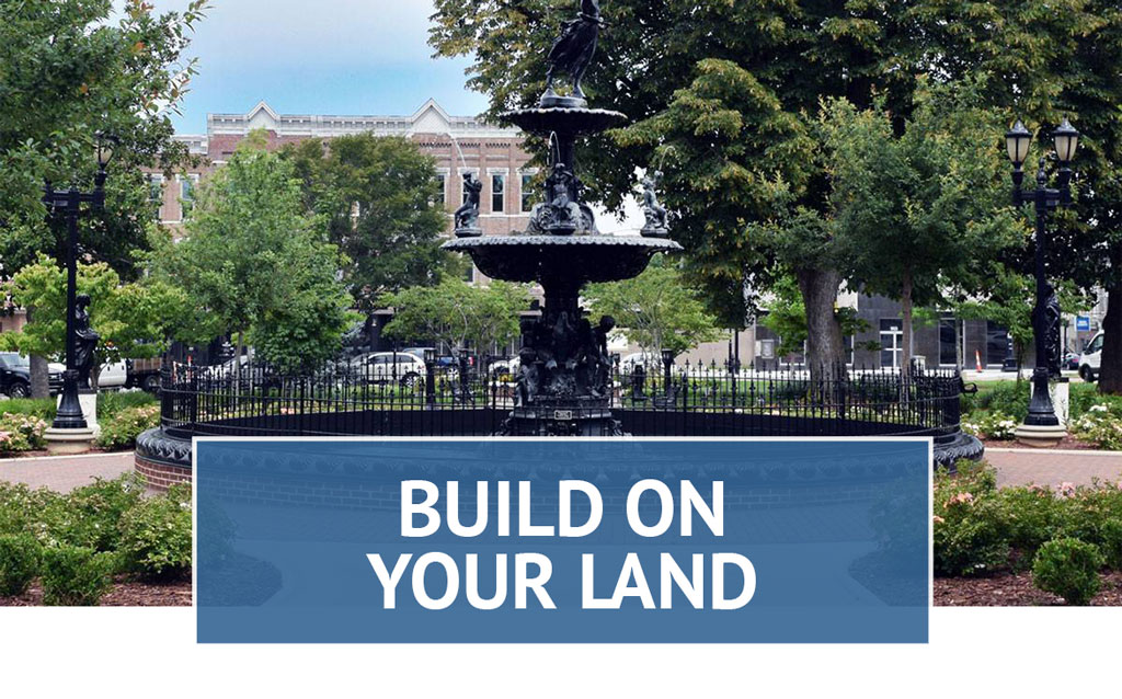 build on your land central kentucky