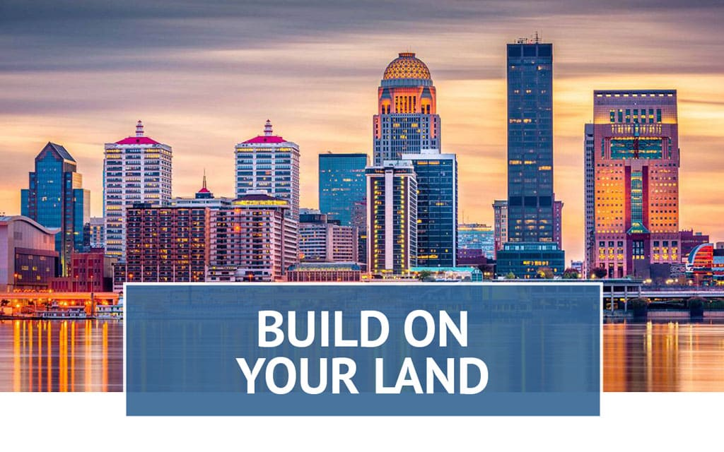 Build On Your Site – Louisville Area
