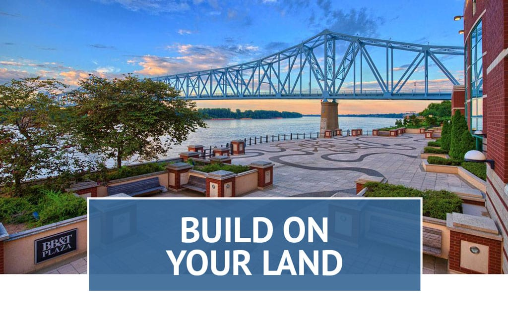 build on your land western kentucky
