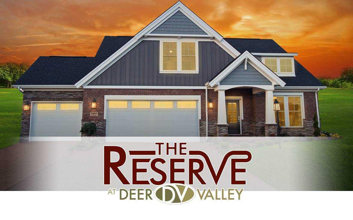 Jagoe Homes - Owensboro - The Reserve at Deer Valley
