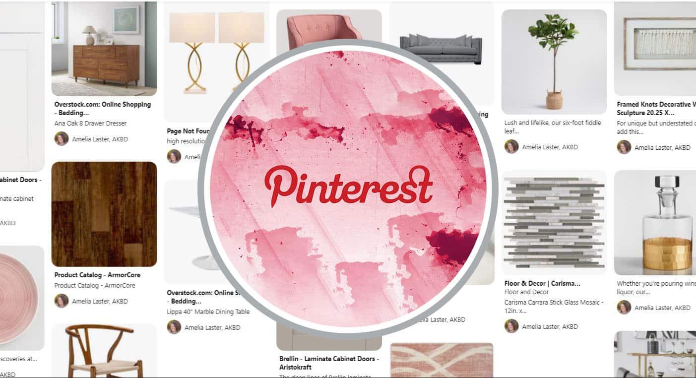 Pinterest Background