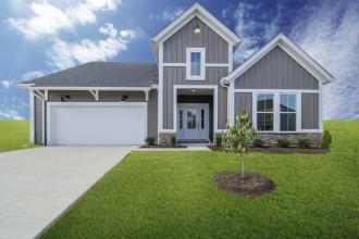 Spruce Farmhouse, Cayman Ridge, Evansville, IN