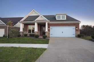 Sutton Craftsman, Glenmary Commons, Louisville, Kentucky