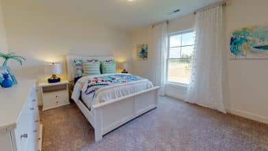 Jagoe Model HomesLittle Rock Craftsman w/ 3rd BayTurnberry at BerkshireNewburgh, IN
