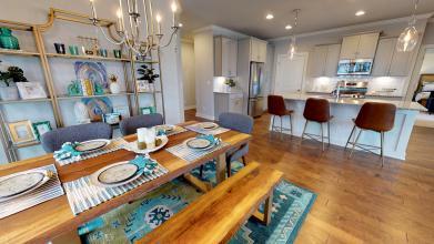 Mandolin dining room kitchen