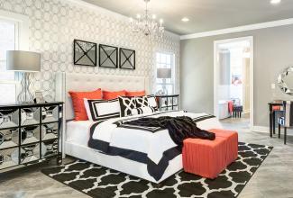 Pinot master bedroom