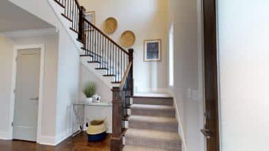 Roosevelt Stairway WB