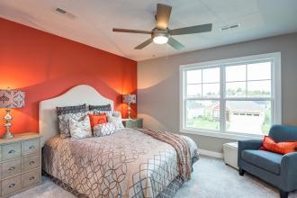 VanGoghC master bedroom