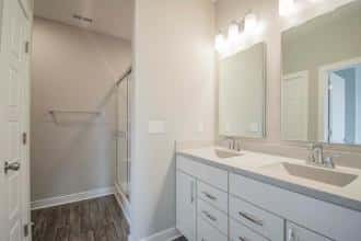 Zircon Farmhouse Bathroom BWB